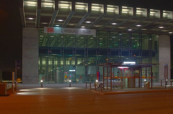ICE Bahnhof Limburg Süd