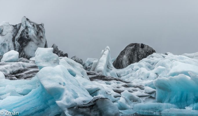 Ice Blocks Formations 01