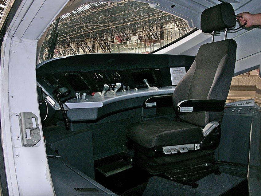 ICE-Cockpit