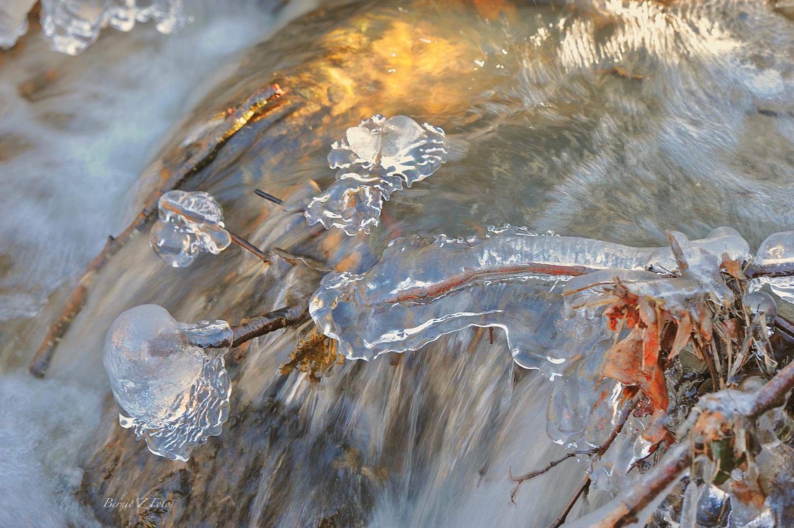 Ice jewels