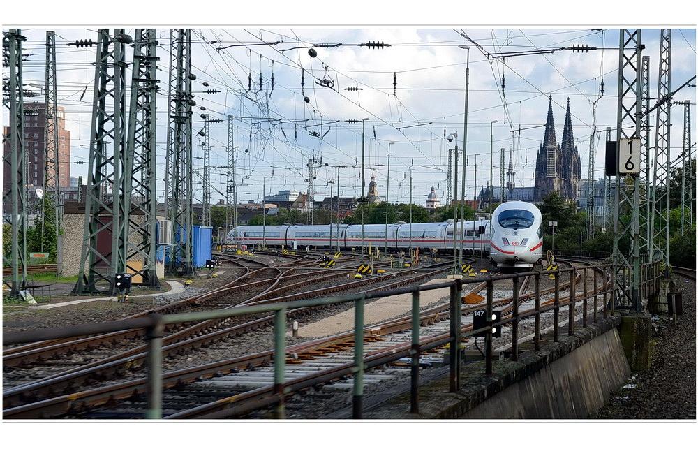 ICE Köln