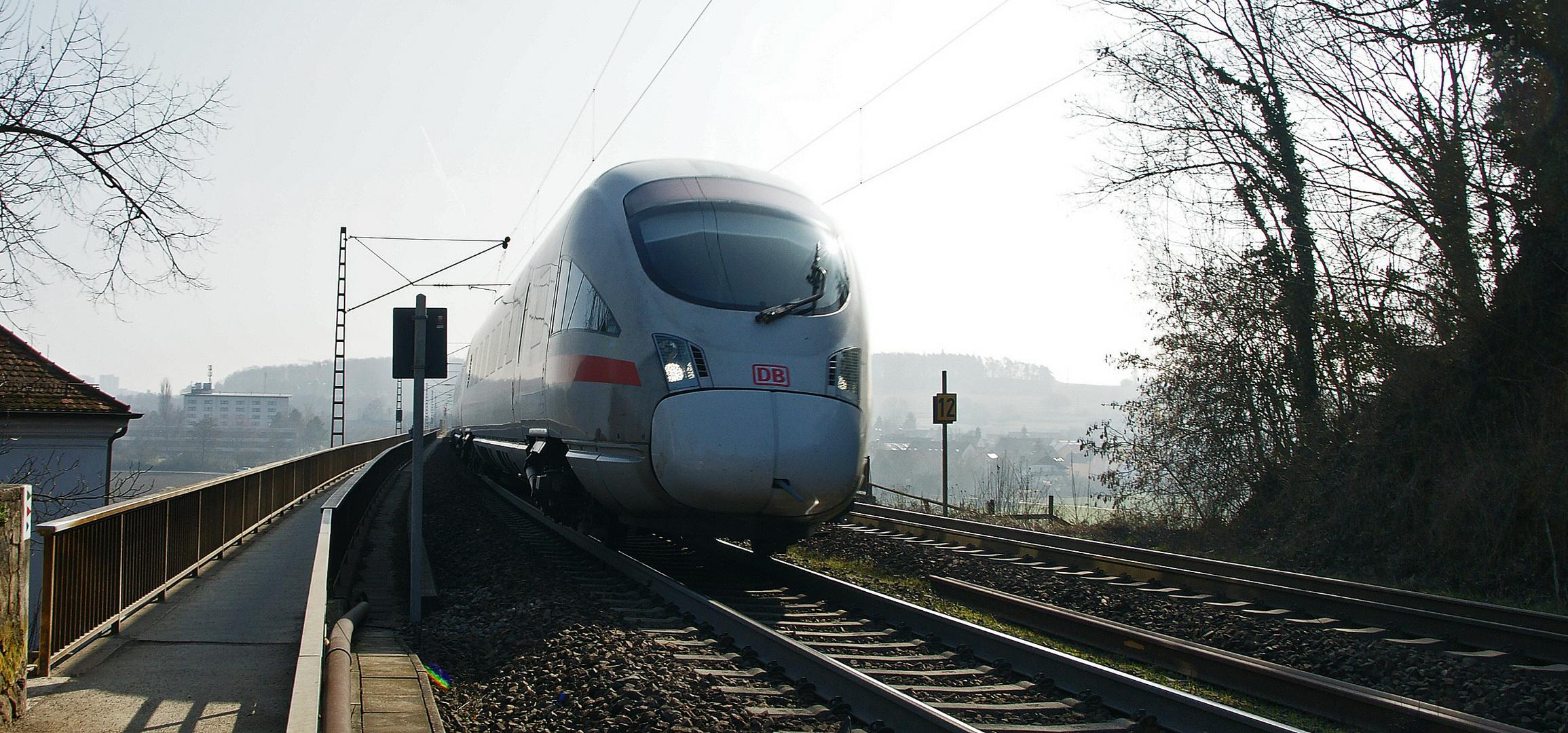 ICE Wien - Hamburg