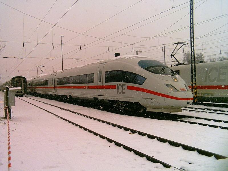 ICE3 - Hamburg-Eidelstedt