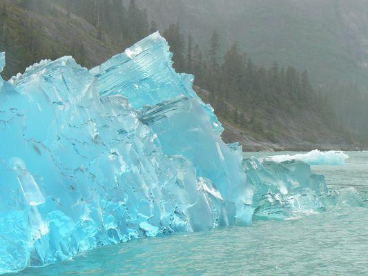 ICEBERG (2) - ALASKA