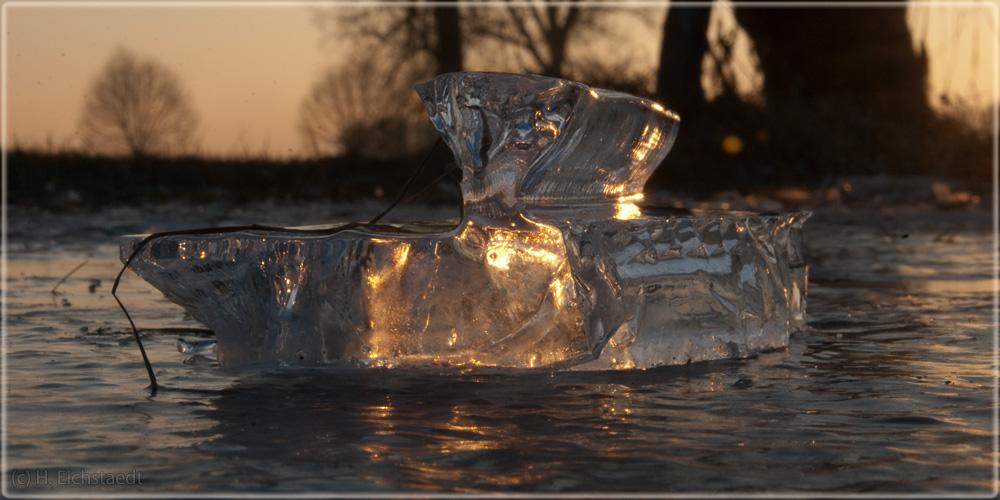 iceberg ahead ... zumindest im Lilliputland ... Teil 2