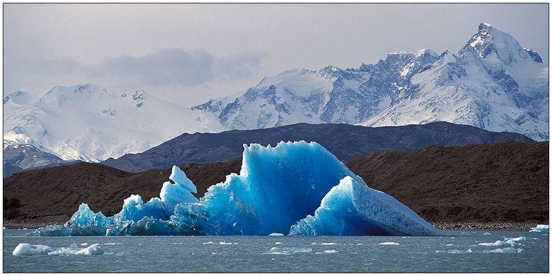 [ Iceberg - Lago Argentino ]
