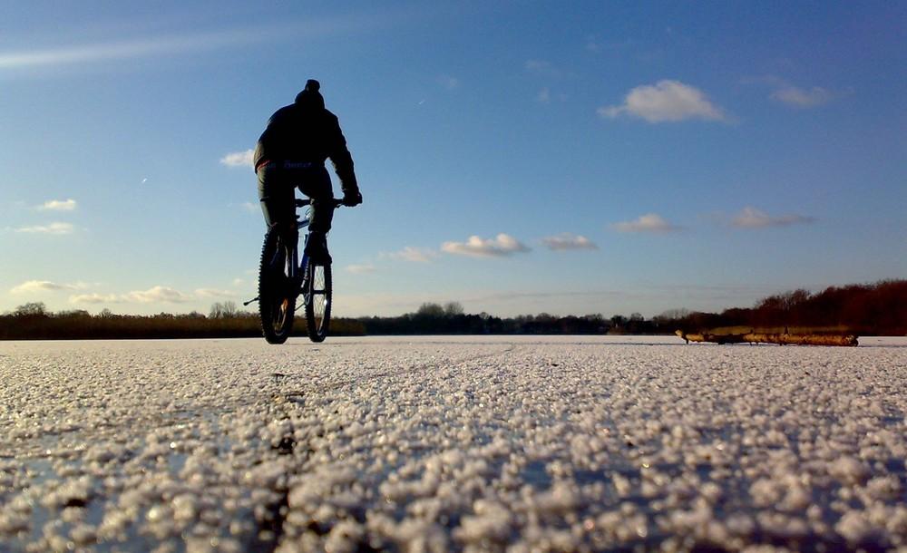 Icebiking