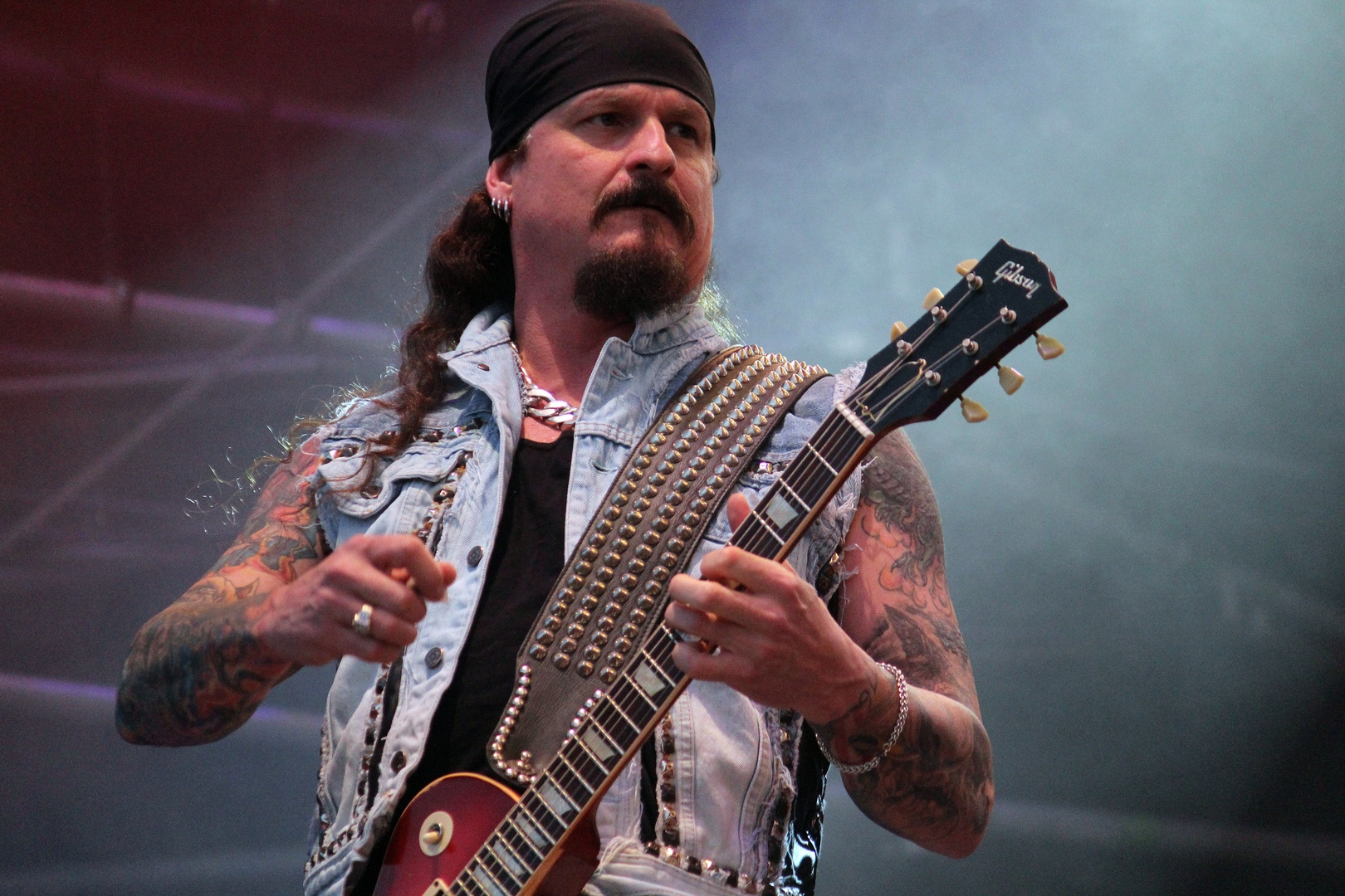 Iced Earth beim Rockharz 2013