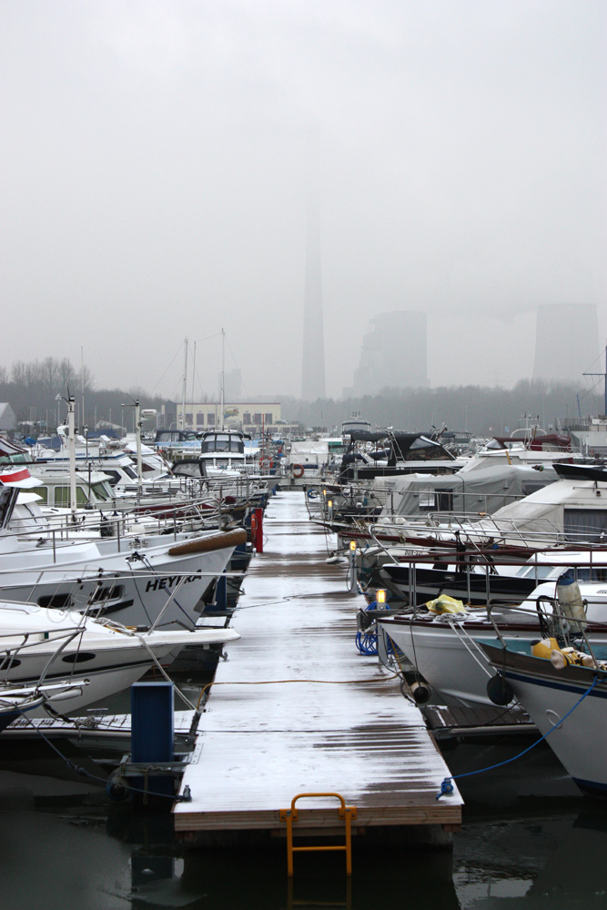 iced harbour