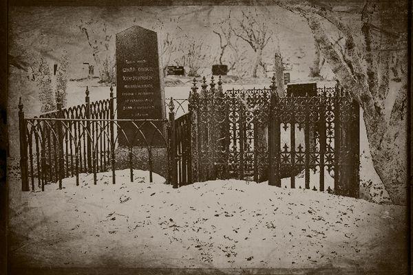 Iceland Cemetery #2