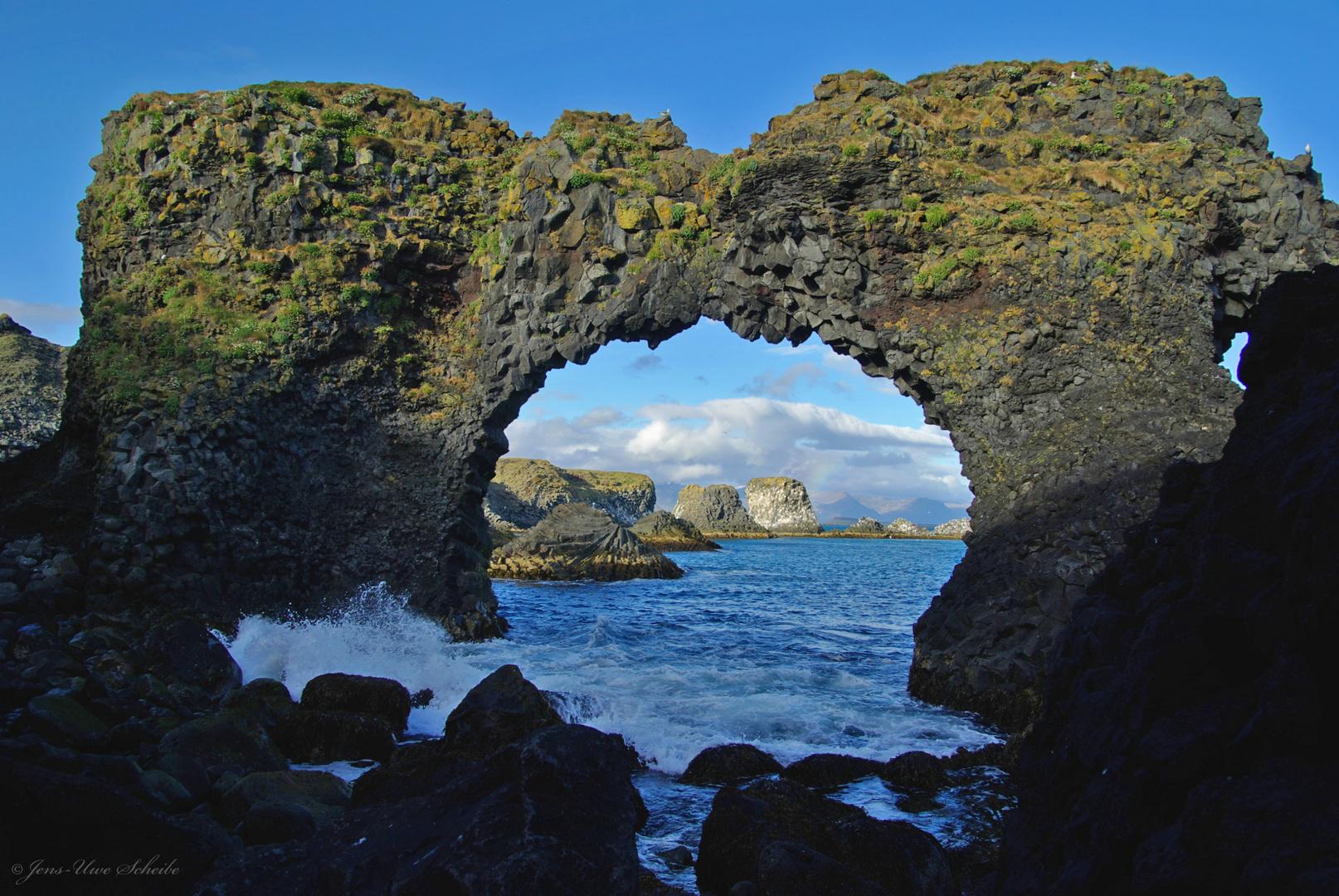 Iceland - das Tor zum Mittelpunkt der Erde