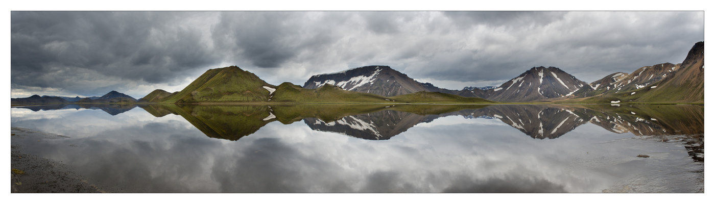 Iceland Impressions - The Full Mirror