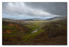 Iceland Impressions - The Green Valley