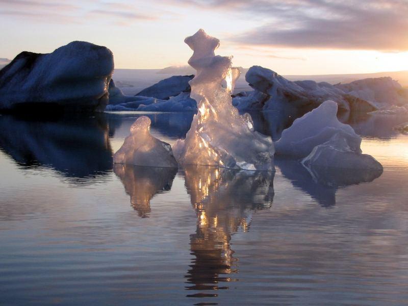 Iceland Jökulsárlón