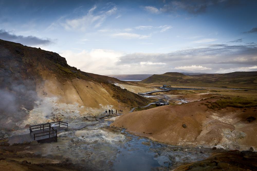 Iceland - Krysuvik