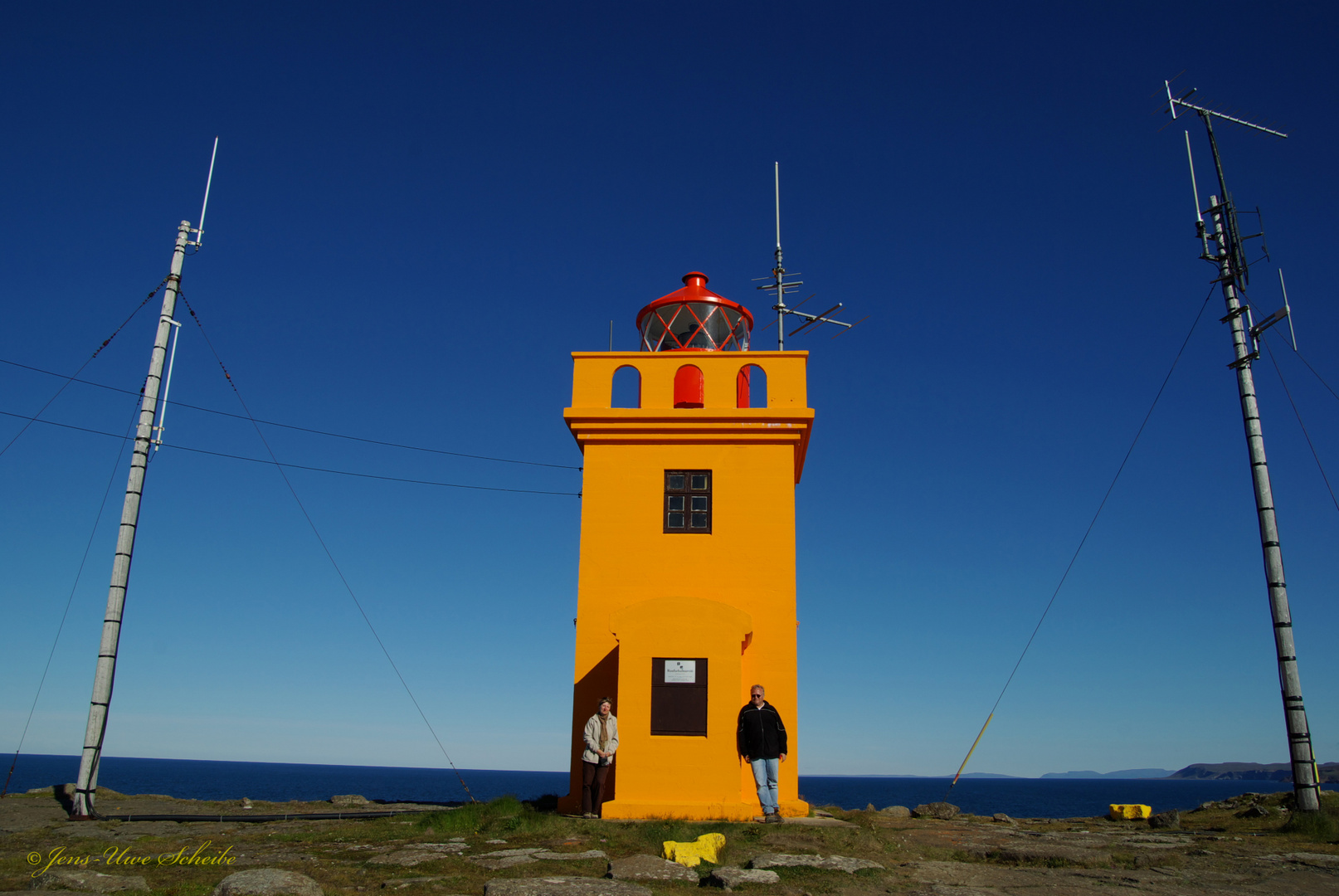 Iceland - Leuuuuchtturm