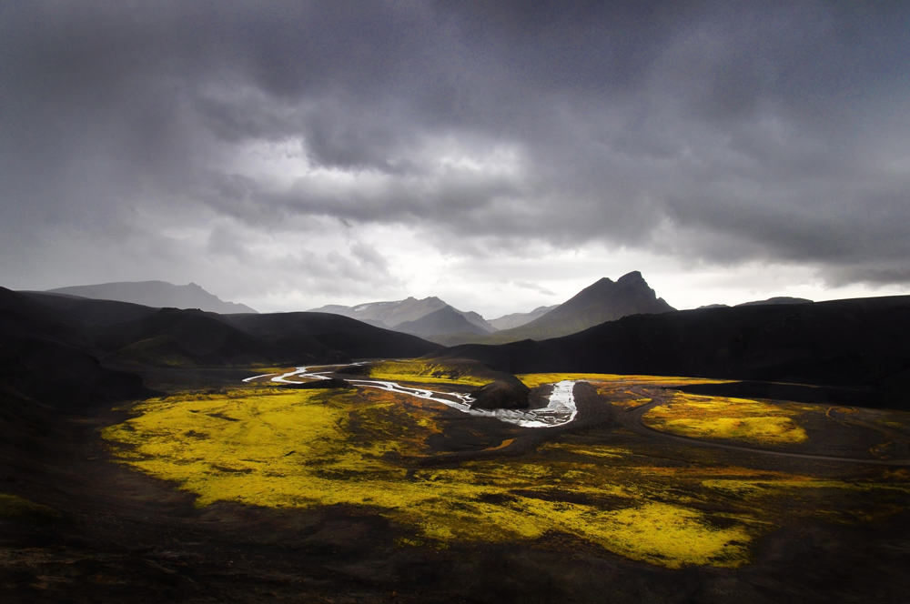 Iceland - the Magic Light