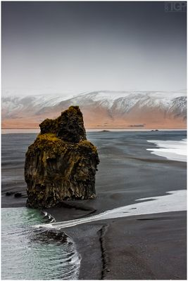 Iceland - the rock