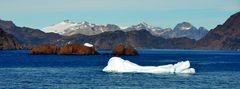 Icelandschaft Grönland