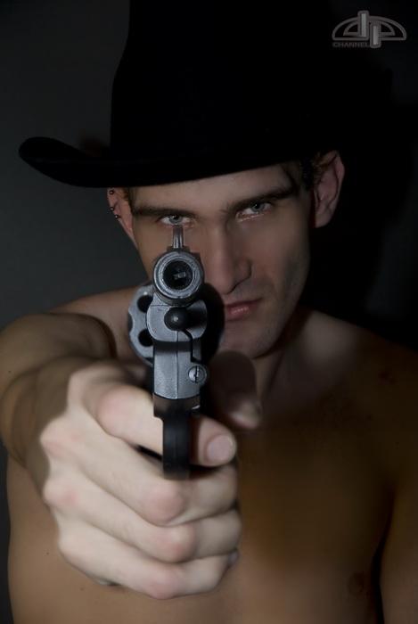 Ich als Cawboy
