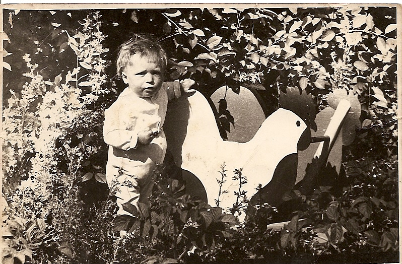 Ich als Kind....pawelek