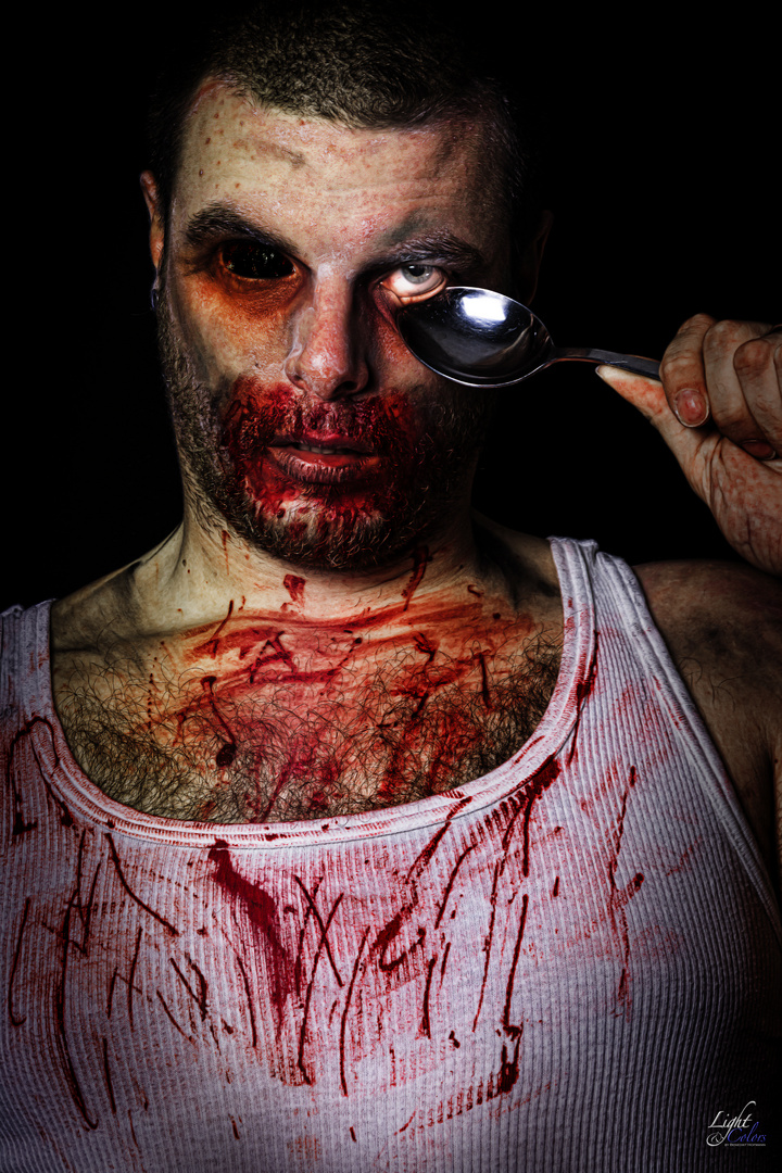 Ich als Zombie