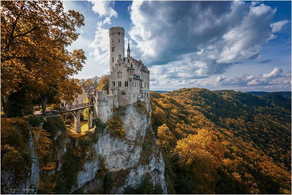 Ich bau dir ein Schloss, so wie im Märchen ...