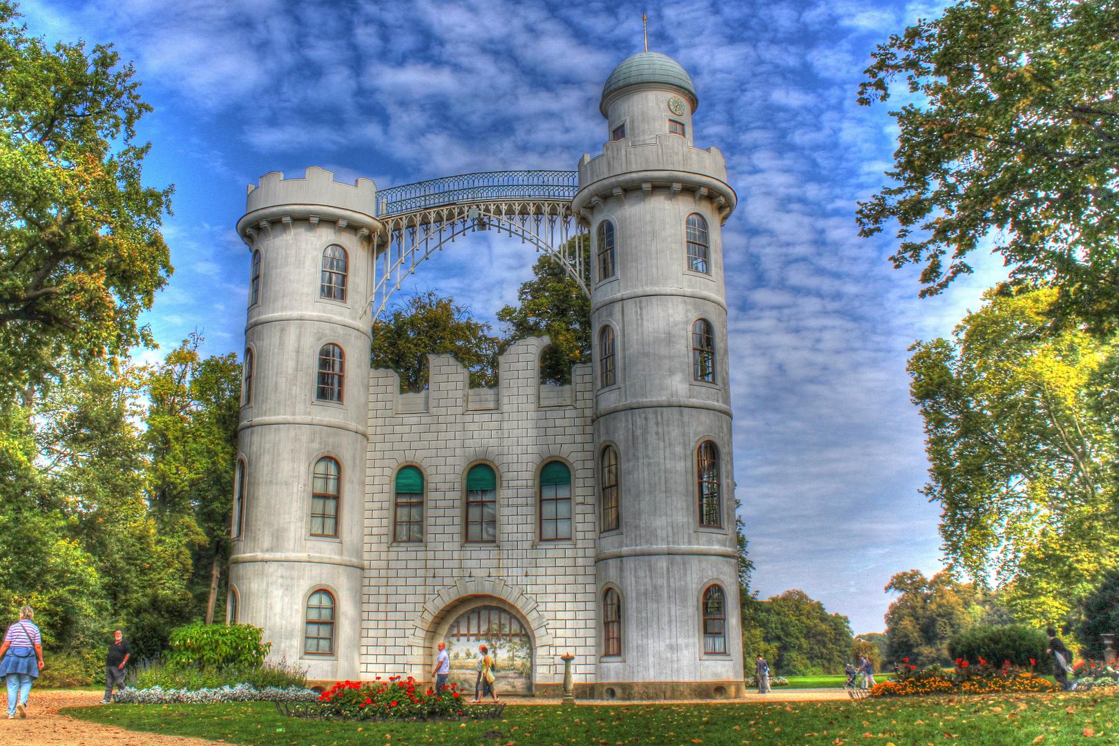 Ich bau´dir ein Schloss