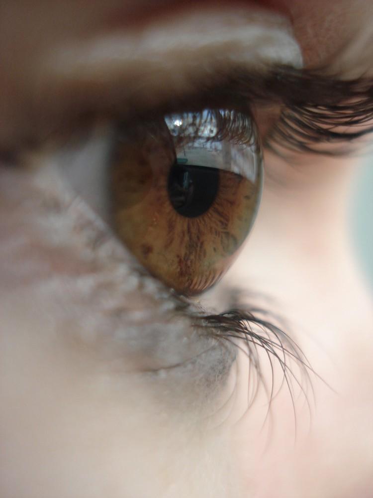 Ich behalte dich im Auge