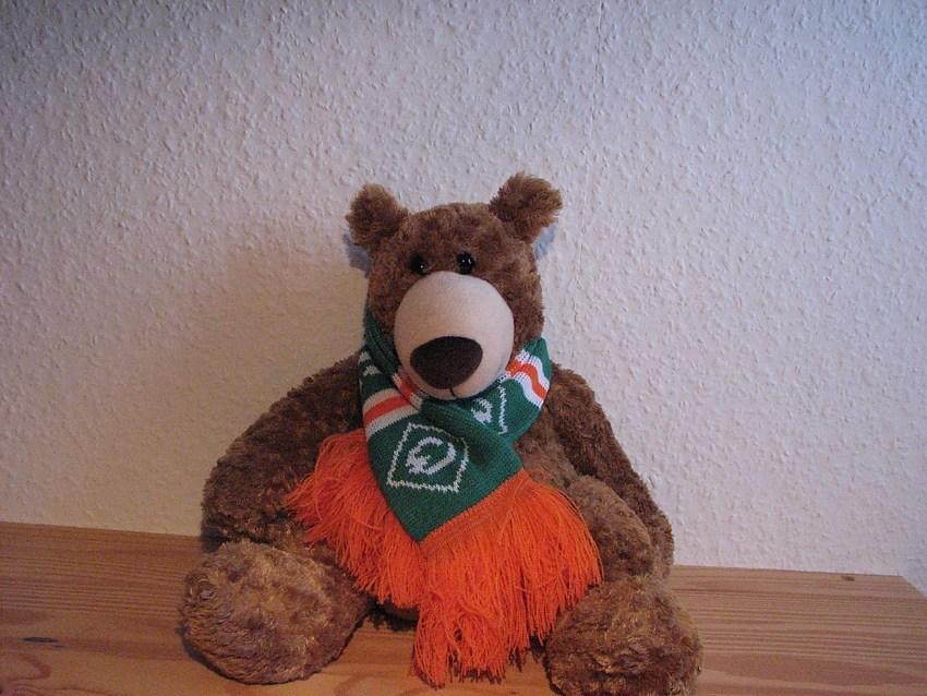 Ich bin auch ein Werder -Fan