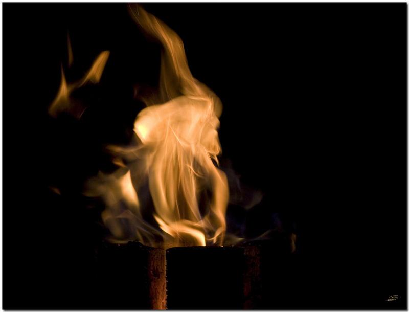 Ich bin der Feuergeist...