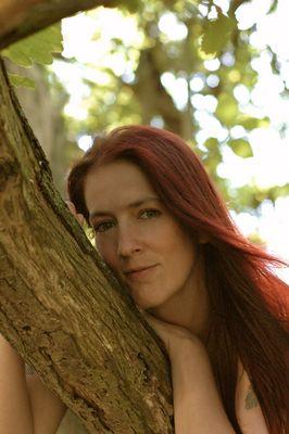 Ich bin die Königin des Waldes