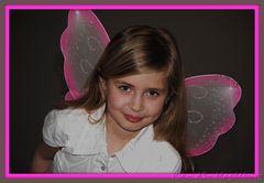 ich bin ein kleiner Schmetterling