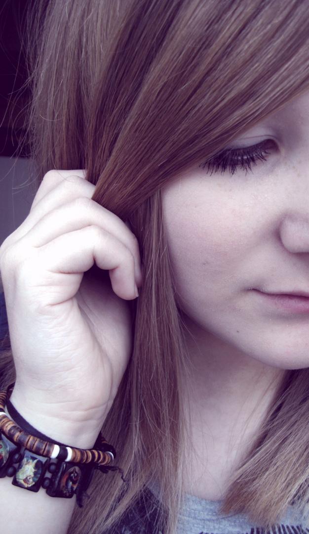 Ich bin nicht schön.
