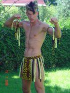 Ich bin Tarzan und wer bist Du?