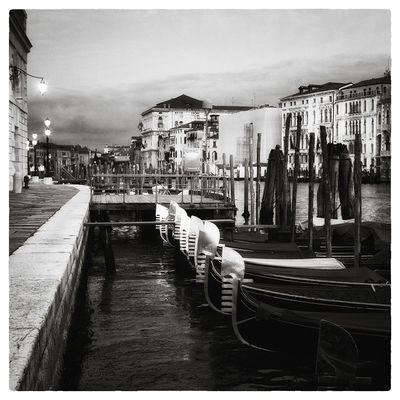 Ich bleib in Venedig ...