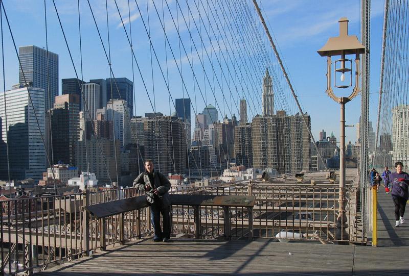 Ich denk oft an New York.....