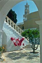 ich denk schon wieder an Griechenland im Sommer ...