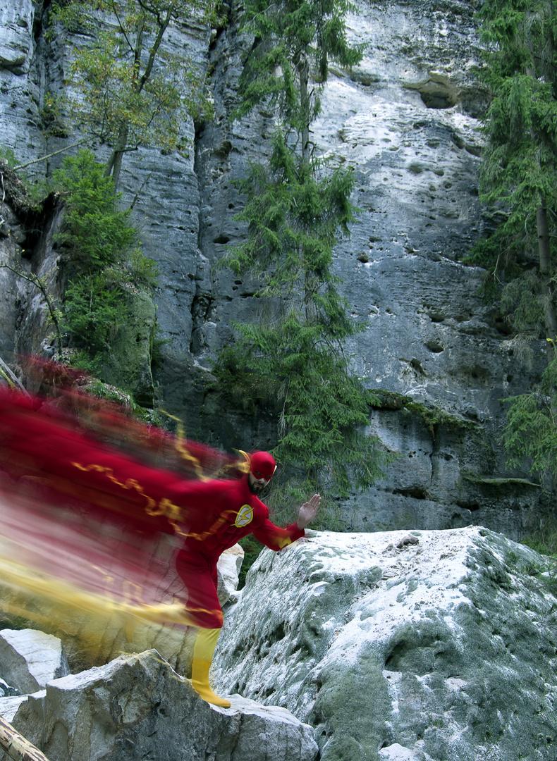 Ich der Flash