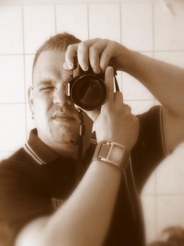 ich der Fotograf