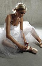 Ich die kleine Ballerina