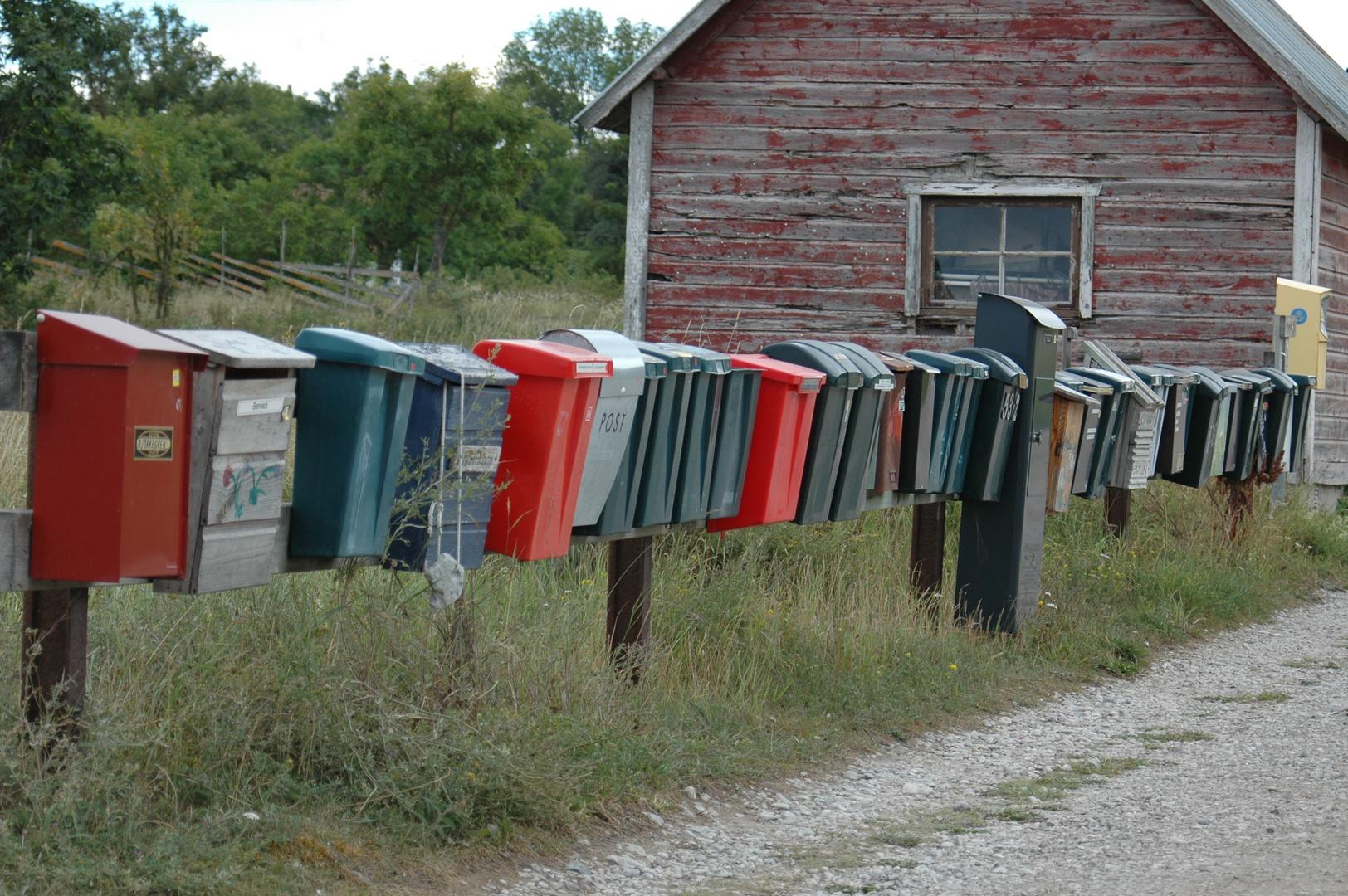 Ich erwarte viel Post ;-)