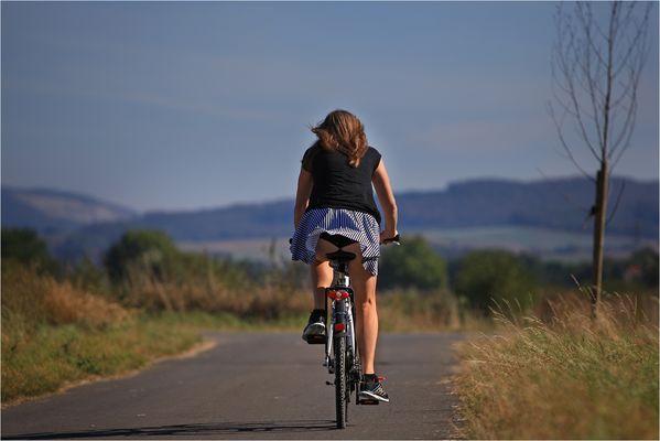 Ich fahr' so gerne Rad