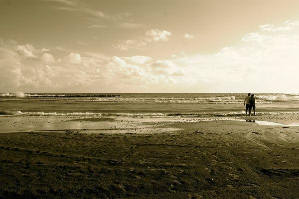 Ich geh mit dir wohin du willst...........