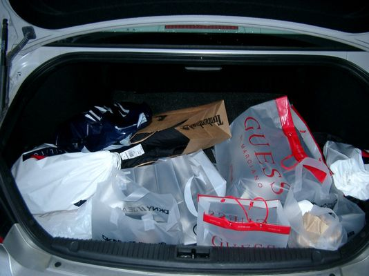 Ich geh so gerne einkaufen :-)