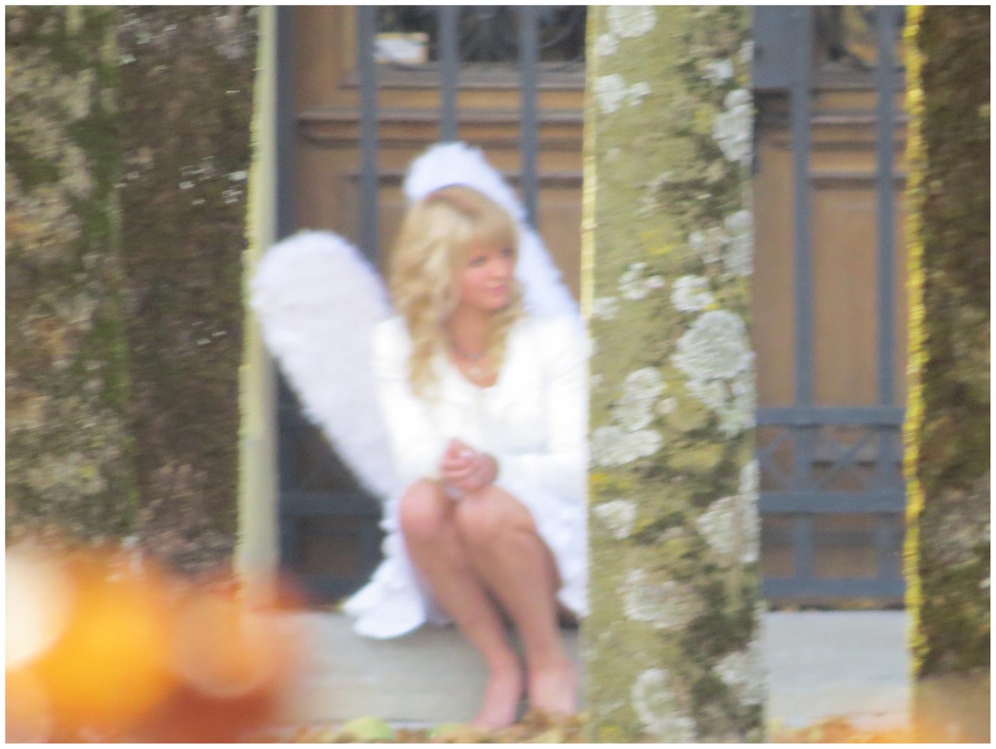 ich hab den Engel gesehen...