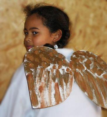 Ich hab einen Engel gesehen...