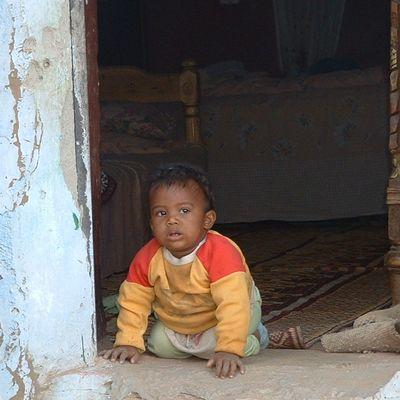 Ich habe auch ein nubisches Kind