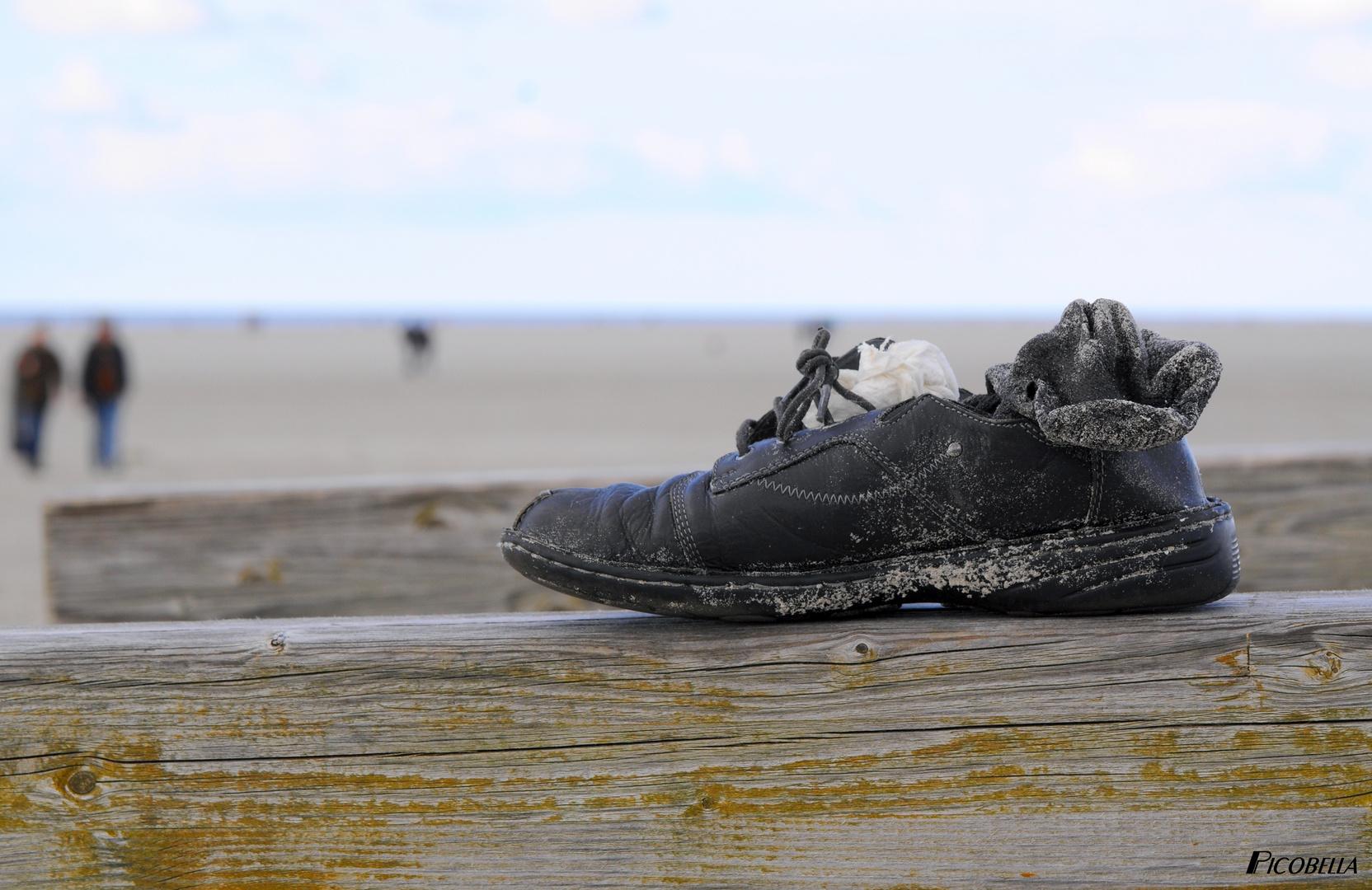 Ich hab´noch Sand in den Schuhen.....