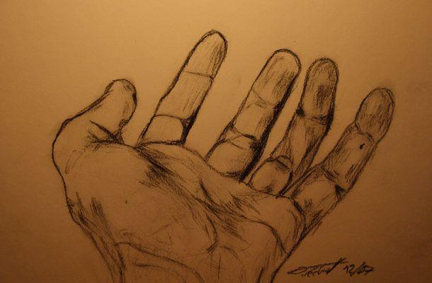 ...ich halte dich durch die rechte Hand meiner Gerechtigkeit.